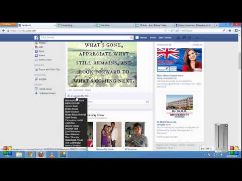 How To Get 500+ Likes For FB Post-Tamil Tutorial
