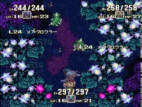 SNES Seiken Densetsu 3 in 3:24:49.0 by praetarius3