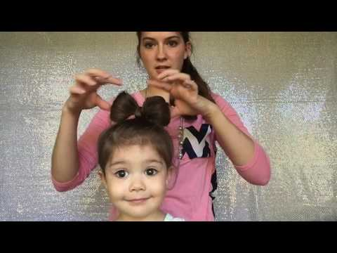 How To Do Toddler Bow Hairstyle