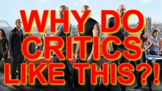 THE FAST AND THE FURIOUS FRANCHISE SUCKS