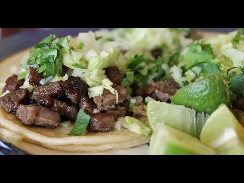 Gab's Mexican Steak Tacos - LoveScapes In The Kitchen