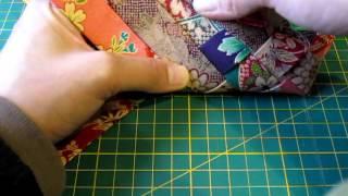 Mini ami bag from Patchwork Mariko Japan