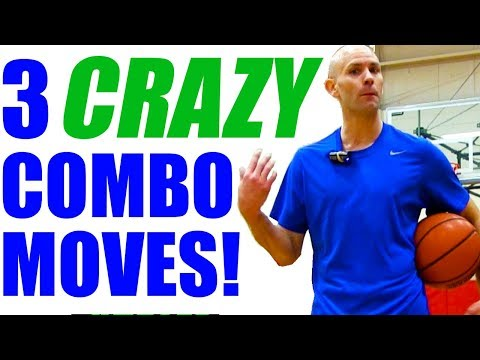 3 CRAZY Basketball Moves! Sick Ankle Breakers - Crossover Moves | Get Handles Basketball