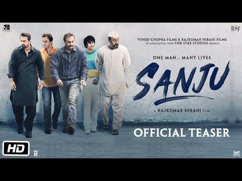 Sanju Teaser With Chinese Subtitles | Ranbir Kapoor | Rajkumar Hirani