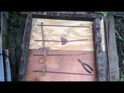 Fix-It Friday: Concrete Mold Forming