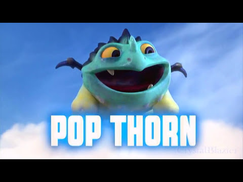 Skylanders: Swap Force - Pop Thorn Soul Gem Preview (Straight to the Point)