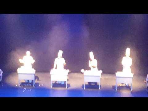 NANTA show 4 in kuwait 2016
