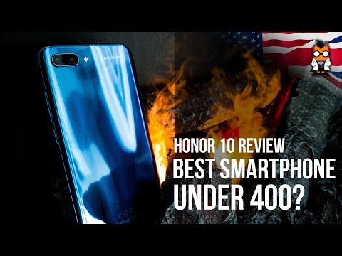 Honor 10 Review - Budget Flagship killer from Honor for under 400?