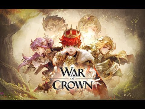 War Of Crown: Sooo many buttons!