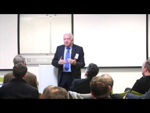 Eddie Townsend - (2) Video 7: HORIZON 2020 at Lancaster University