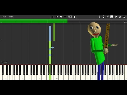 Xxx Mp4 Baldi 39 S Basics MIDI Files Download 3gp Sex
