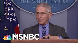 Dr. Fauci Addresses Question Of 'When' We'll Return To Normal | Morning Joe | MSNBC