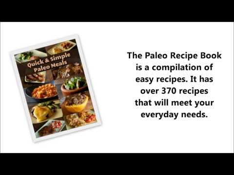 Online Recipe Book | Paleo Recipe Book Download