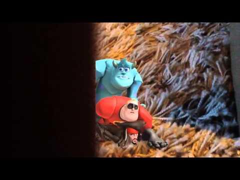 Disney infinity op de iPad