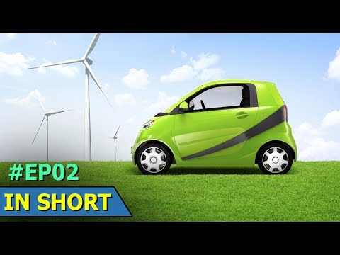Eco-Friendly Cars | Reduce Carbon Footprint | In Short | Episode 2