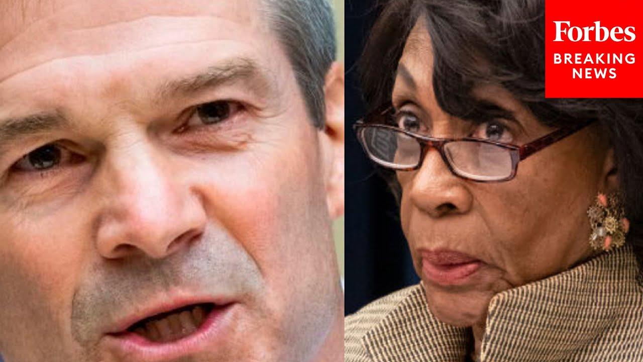 Jim Jordan RIPS Maxine Waters, Democrats in CPAC 2021 speech