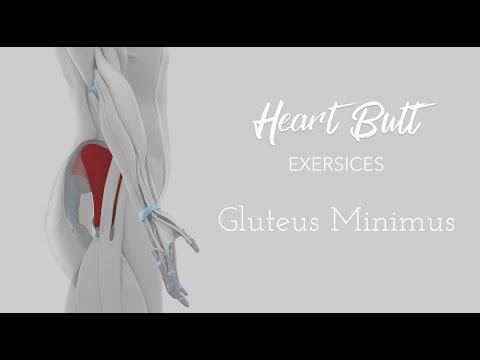Isolate the Glute Minimus - Heart Shaped Butt Exercises Series - Part 4 of 6