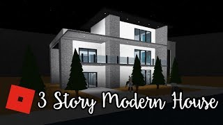 Roblox Bloxburg 3 Story 16k Mansion