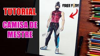 Como Desenhar O Top Squad Criminal Azul How To Draw Free Fire