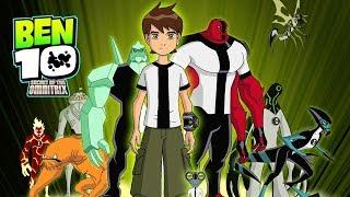 Ben 10 Secret of the Omnitrix Animation Movies For Kids