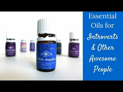 Top Essential Oils for Introverts