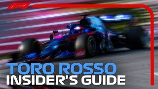Everything You Need To Know About Toro Rosso | F1 Testing 2019
