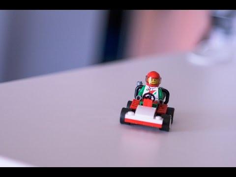LEGO Car Mini Build