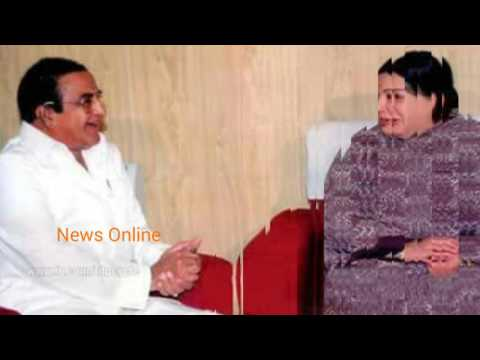 CM Jayalalitha and NTR rare unseen pictures