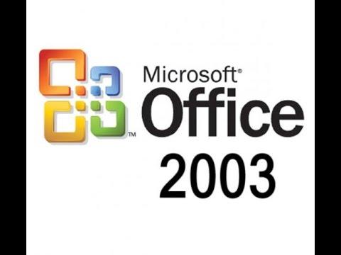 تحميل اوفيس 2003 كامل  office 2003 sp3