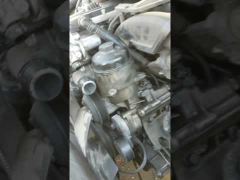 Bmw 528 oil filter housing replacement ( how to )