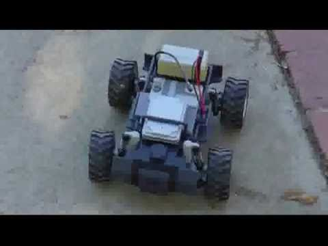 Black Ops Spy Car/RC-XD Surveillance Vehicle Test Drive
