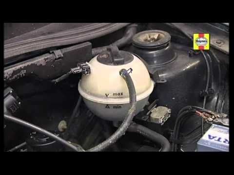 How to change coolant in a car