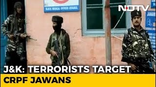 2 Soldiers Killed In Terror Attack In Jammu And Kashmir's Anantnag