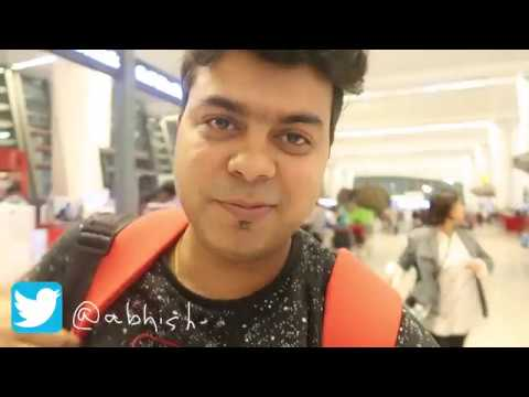 WHEN I CROSSED INDIA IMMIGRATION WITHOUT PASSPORT #GTUVLOG #64