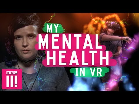 Borderline Personality Disorder | My Mental Health In VR Ep 1