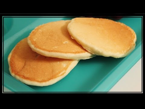 Easy Freezer Meal for Toddlers - Pancakes