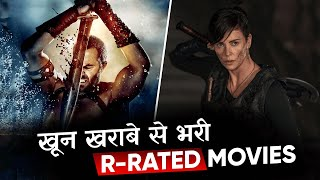 World's Best Top 10 R-Rated Action Movies in Hindi | Best R-Rated Movies | Netflix, PrimeVideo