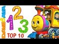 🍭 Learn Numbers And Counting 1 To 10 | Nursery Rhymes Collection From Dave And Ava 🍭