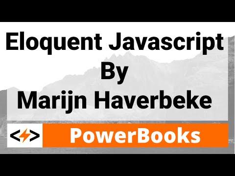 Book Review: Eloquent Javascript by Marijn Haverbeke