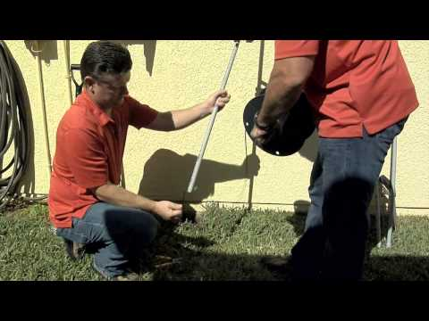 Installing an Above Ground Electric Dog Fence 800-396-5517
