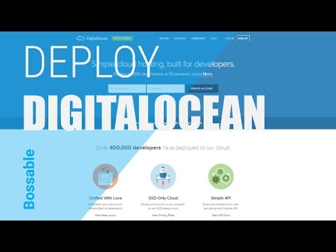Bossable.com - MEAN Stack: Deploy to Digital Ocean