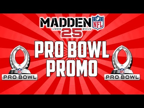 Madden 25 Ultimate Team - PRO BOWL PROMO -