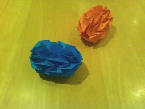Origami Mini Magic Ball