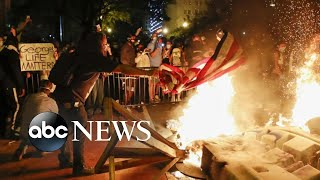 Protests over police killings break out in at least 140 US cities l ABC News