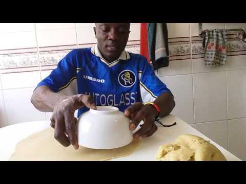 How to make Ghana meat pie  (new & simple method )