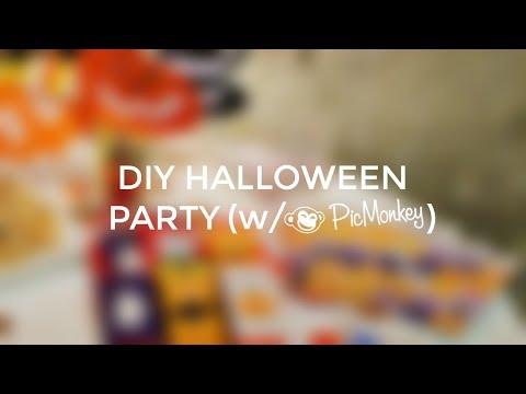 Make a DIY Halloween Party