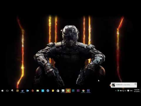 Set Live Wallpapers & Animated Desktop Backgrounds in Windows 10