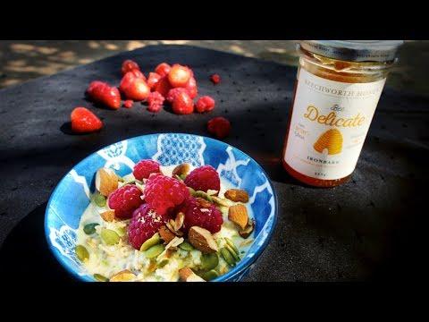 My Market Kitchen Episode: 39 - Honey Bircher Muesli