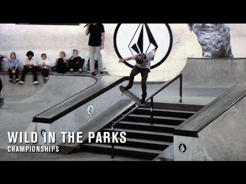 Volcom 2014 Wild In The Parks Championships - TransWorld SKATEboarding