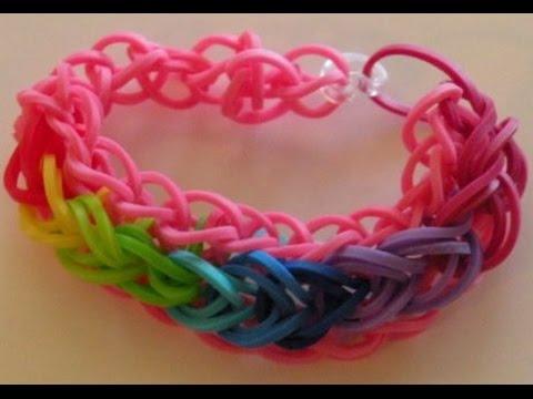 DIY Rainbow Bridge Style Bracelet | Creativity First